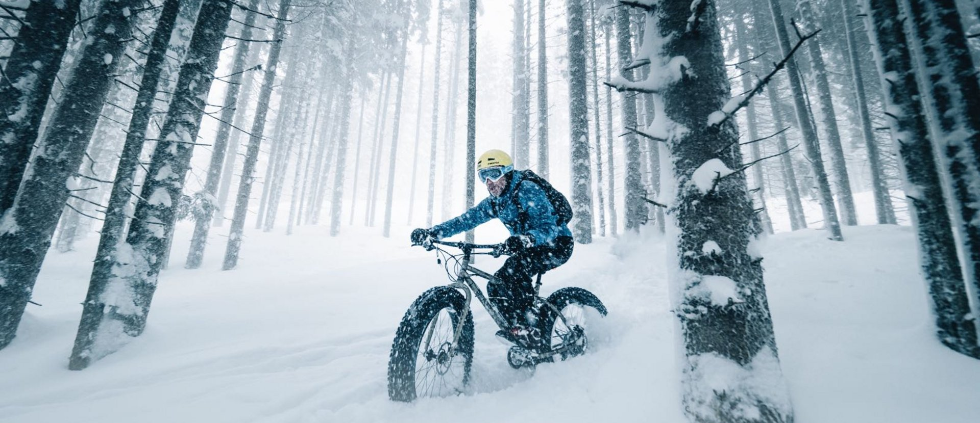 Fatbiking on Pischa