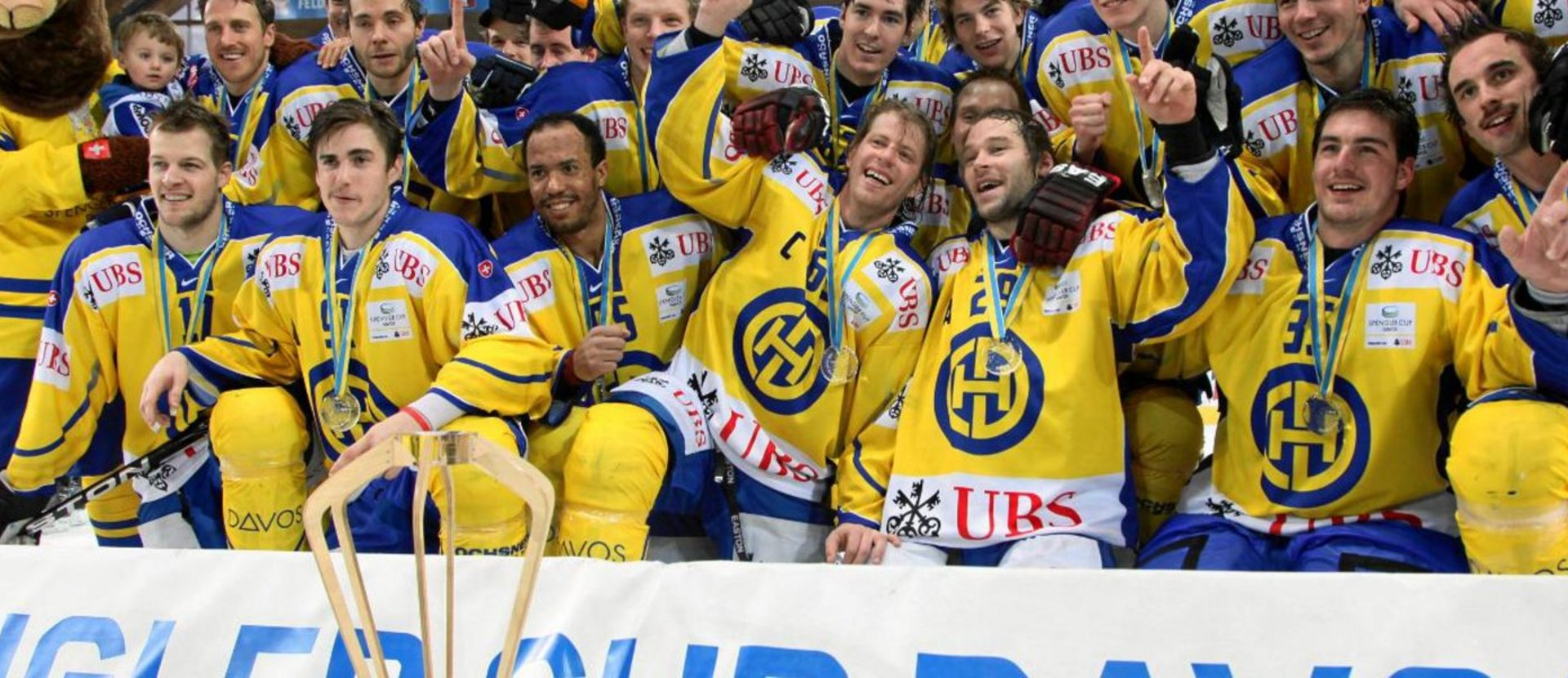 Davoser Eishockey-Tradition
