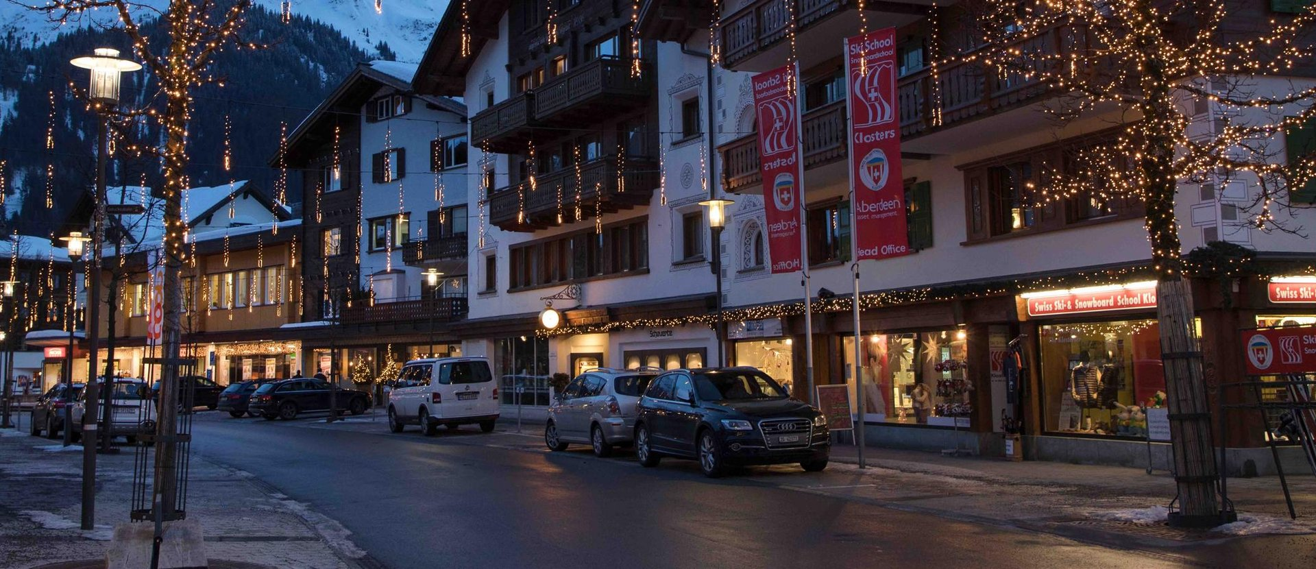 Shops in Davos Klosters